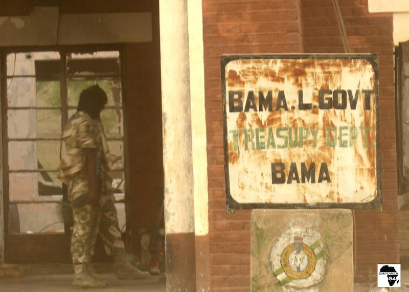 Bama sign site