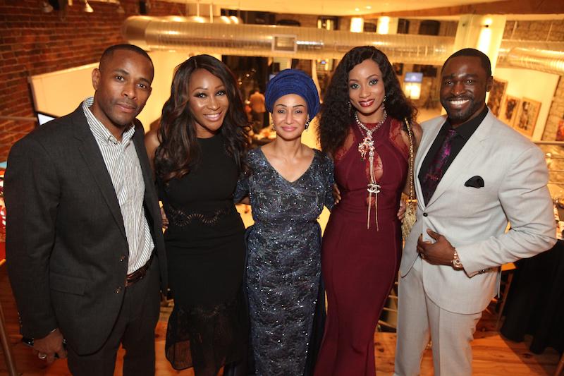Bobby, Edith Jibunoh, Modupe Ozolua, Sylvia Emechete