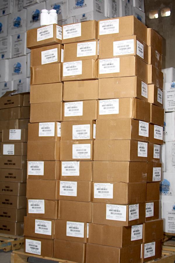Cartons of Apriso