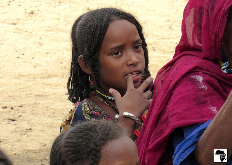 Fulani girl site