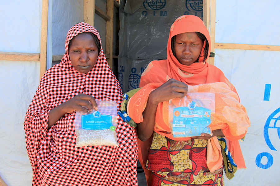 IDP women FCE