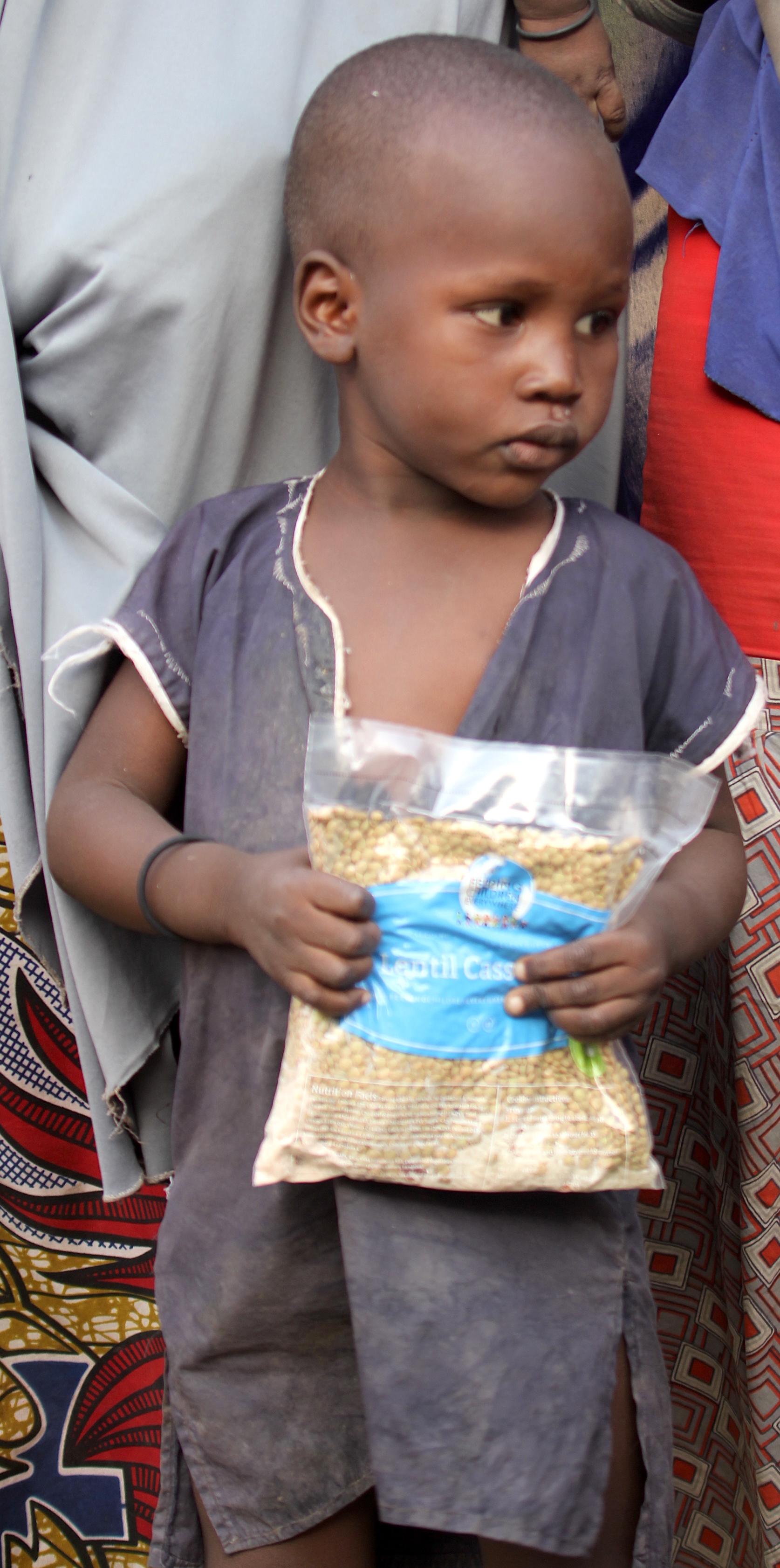 Little IDP boy FCE