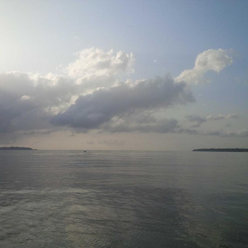 Ocean around Brass LGA
