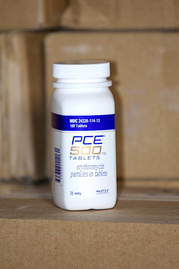 PCE tabs