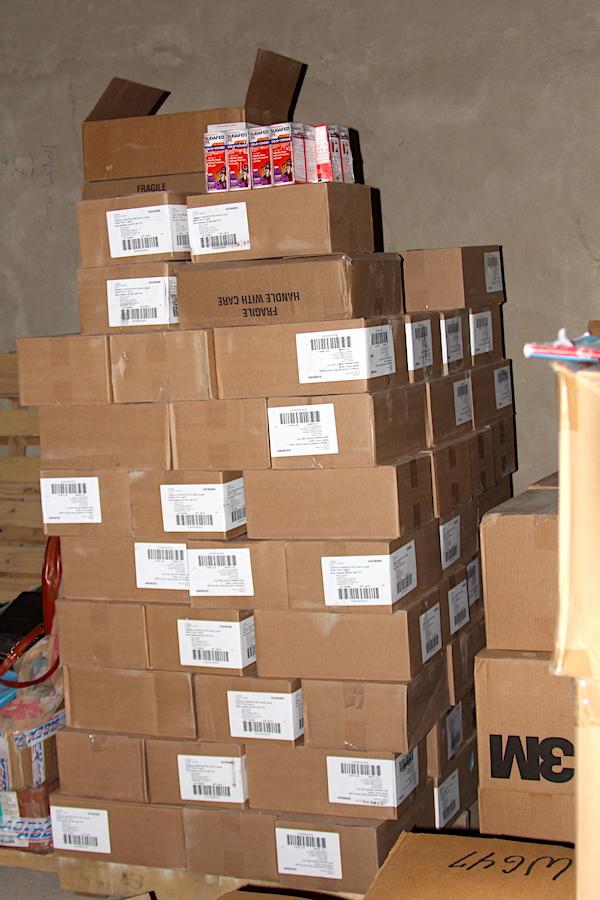 cartons of sudafed