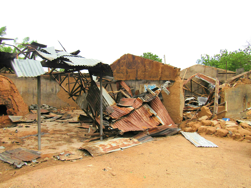 destroyed homes 5 site