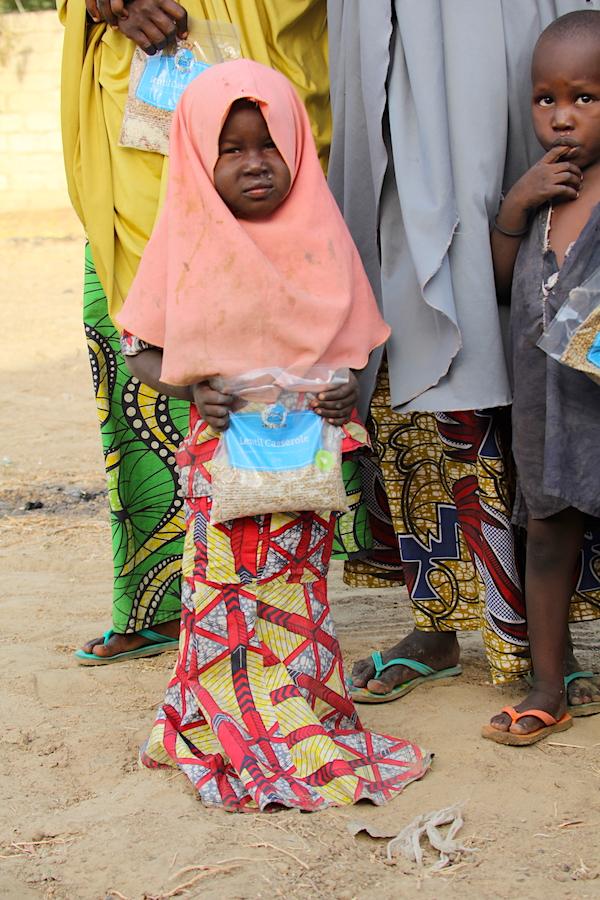 little IDP girl FCE
