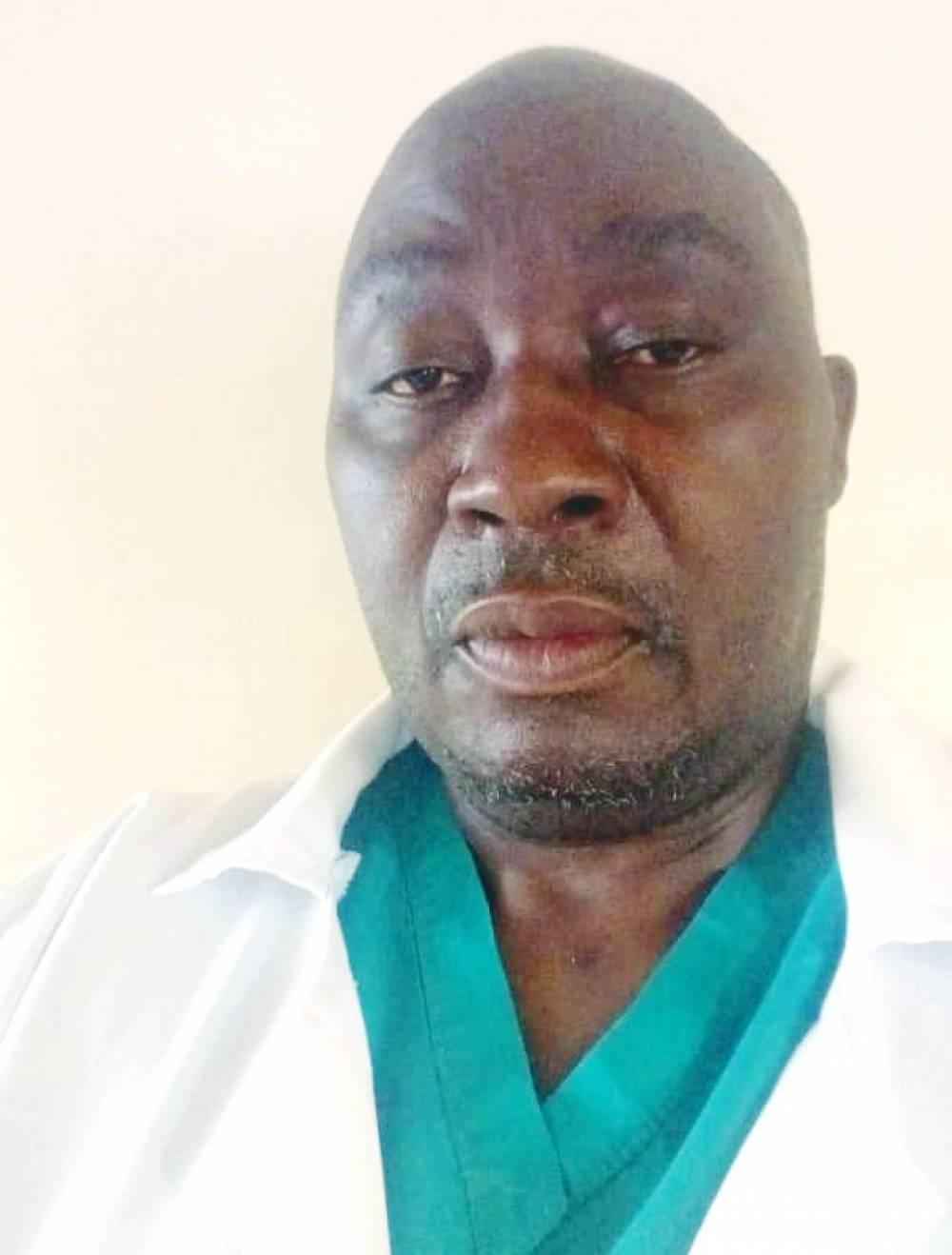Dr Jonathan Mulenga, MD