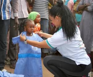Adopt An African School