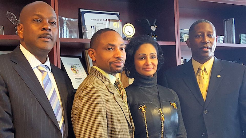 Visit to the Executive Director of the Federal Executive Board, Atlanta