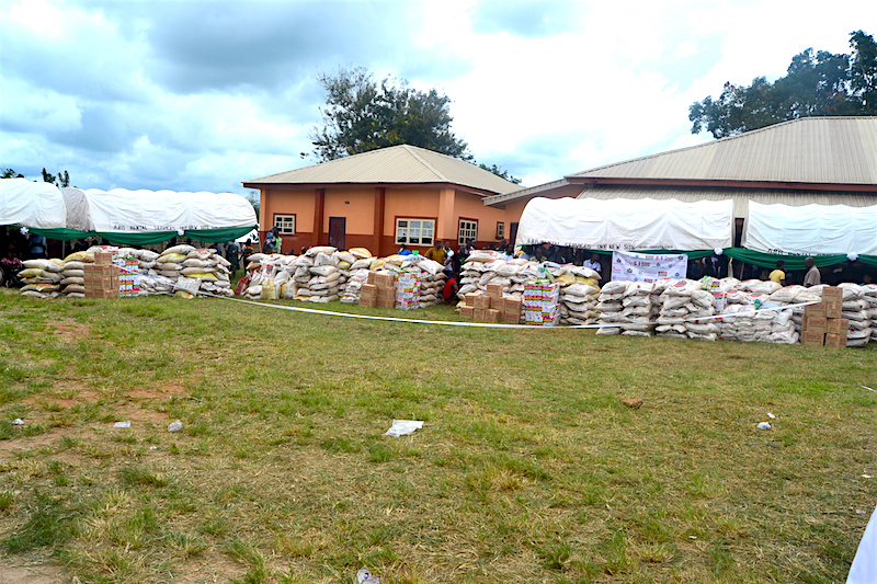 Food & Drugs Donation Program, Edo State