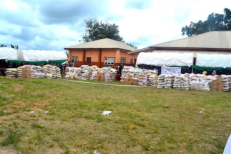 Food & Drugs Donation Program, Edo State