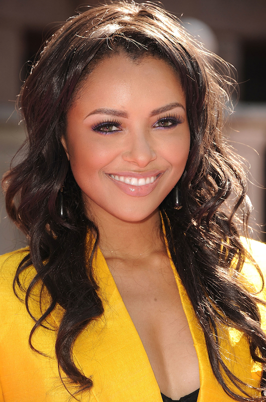 Kat Graham (Vampire Diaries) Supports Empower54