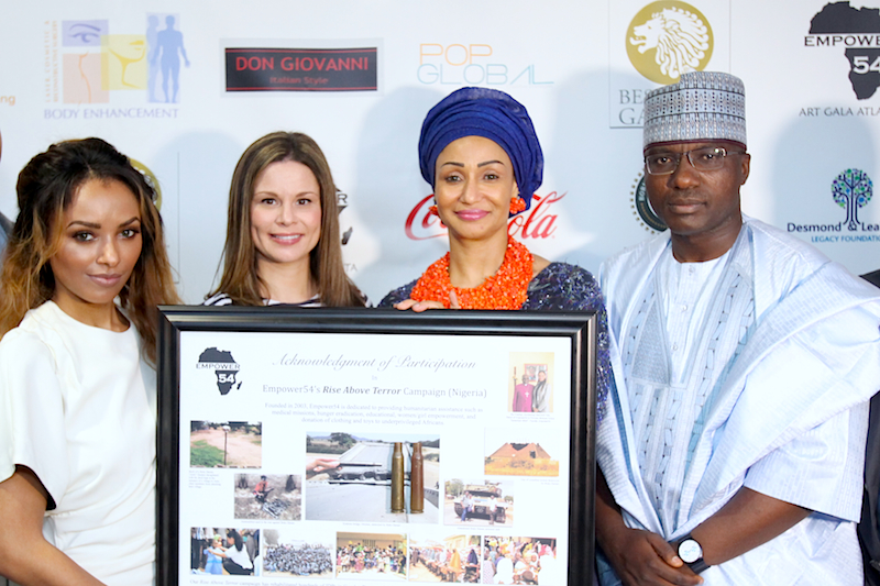 Charity Group Raises Funds In Atlanta To Rebuild Borno's Schools