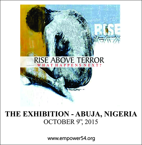 Rise Above Terror...What Happens Next? Abuja 2015