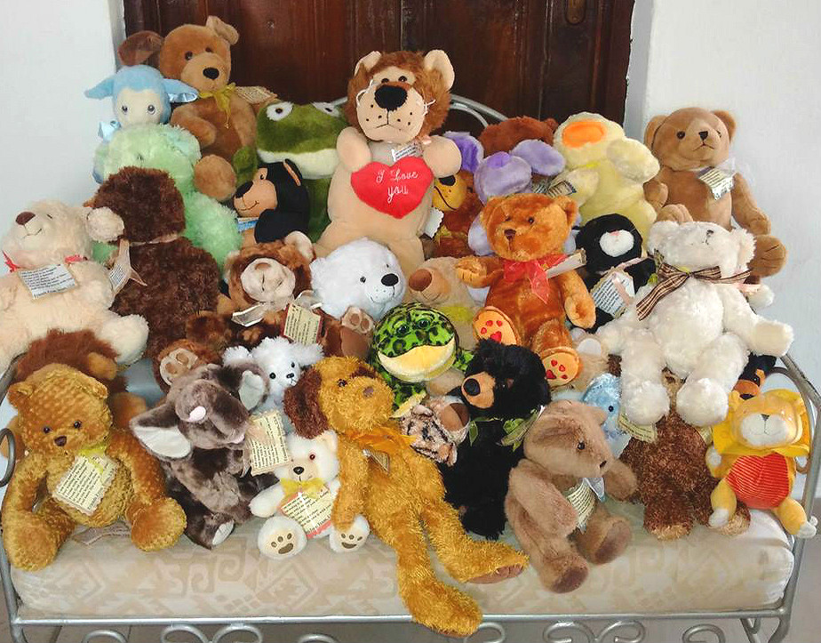 Donations Of Toys For Internally Displaced Children Pour In From Texas, USA